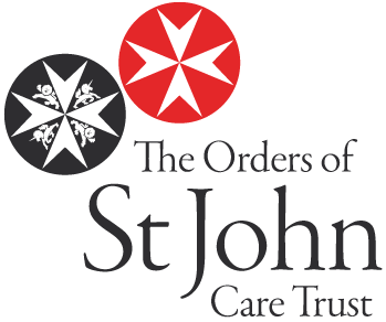 The Orders of St John Care Trust Logo